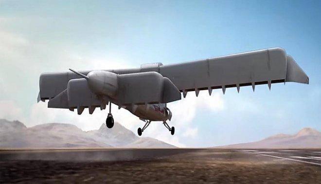 С вертикальным взлётом и посадкой от DARPA, самолёт X-Plane