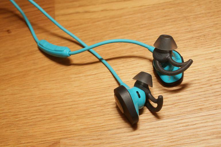 Обзор Bose SoundSport wireless