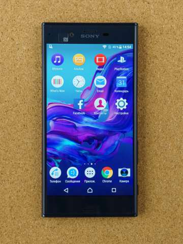 Обзор Sony Xperia XZ