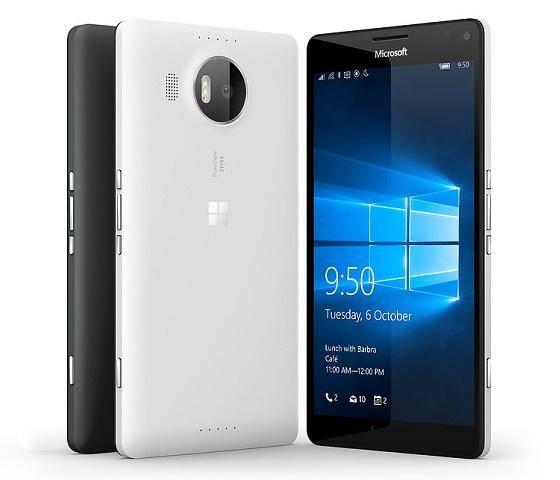 20297 Смартфон, фотоаппарат и ПК в одном корпусе, Microsoft Lumia 950