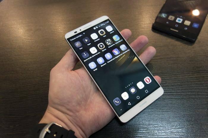 Смартфоны с диагональю экрана от 6 дюймов – почти планшеты