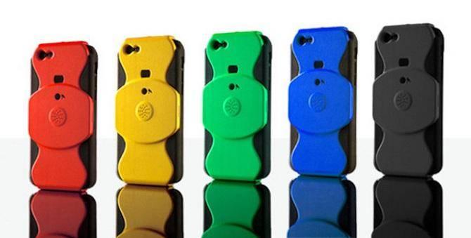 Для iPhone - чехол-диктофон
