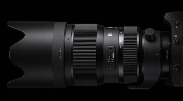 Художественный объектив 50-100 мм F1.8 DC HSM Art представила Sigma