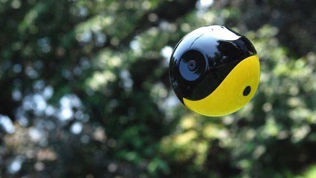 Сферическая противоударная камера – Squito