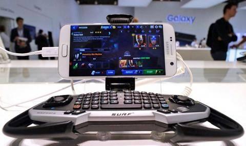 Функциональный контроллер для Galaxy S7 и S7 Edge