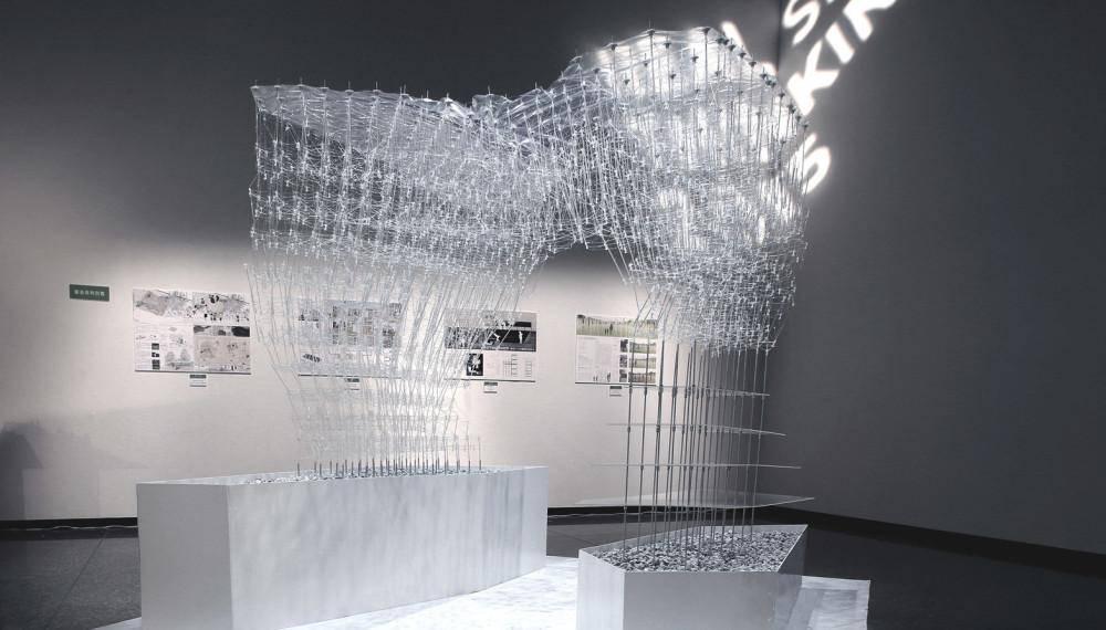 Воздушная архитектура при помощью 3D-печати