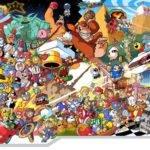 20774 Universal Studios Japan планирует открыть парк развлечений Nintendo Land