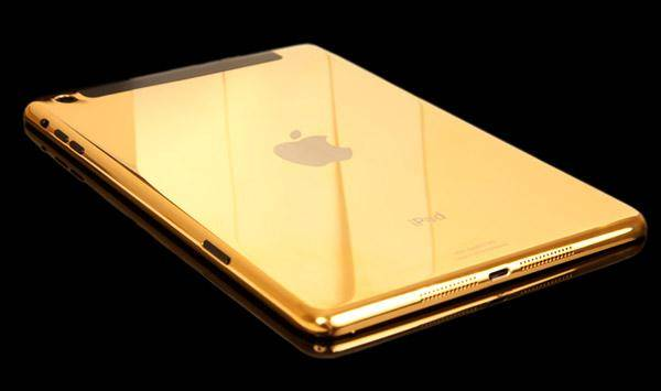 20922 Goldgenie облачит iPhone SE в золото и бриллианты