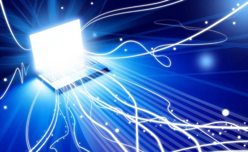Учёные добились рекордной скорости передачи данных по оптоволокну