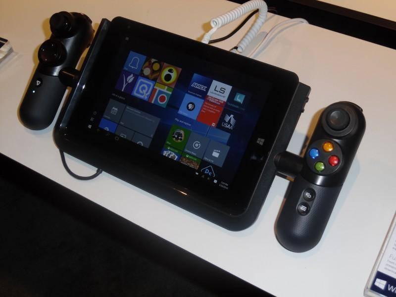 Планшет с комплектным контроллером для Xbox One