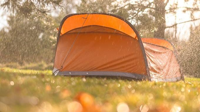 Походный гамак-палатка