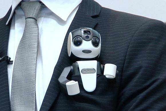 Робот-смартфон