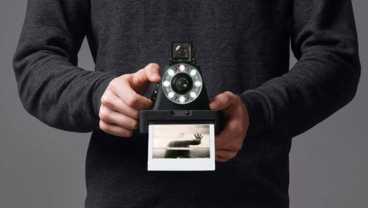 Камера Polaroid для моментальной фотографии