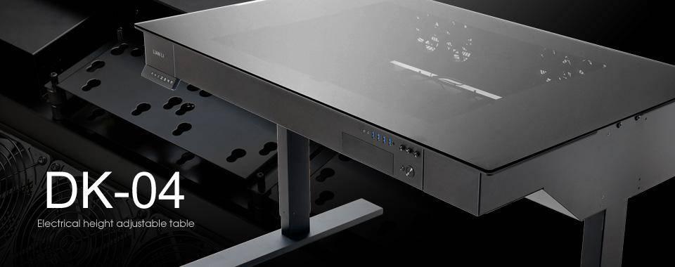 21185 Компьютерный корпус в формате регулируемого стола