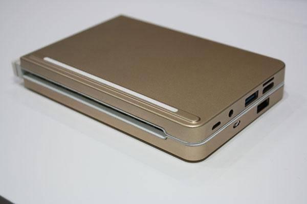 21189 Мини-ПК в формате складной клавиатуры