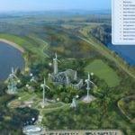 21261 В Голландии создадут аттракционы на ветрогенераторах