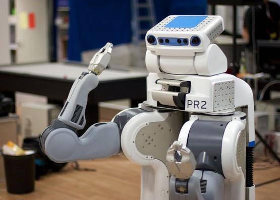 Эти роботы учатся новому