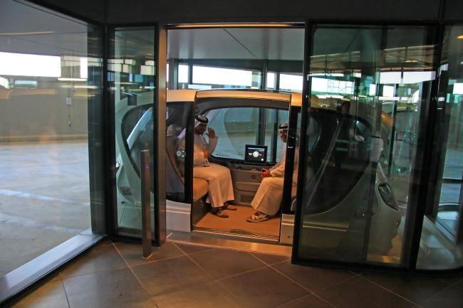 В Сингапуре запустят общественные беспилотные автобусы