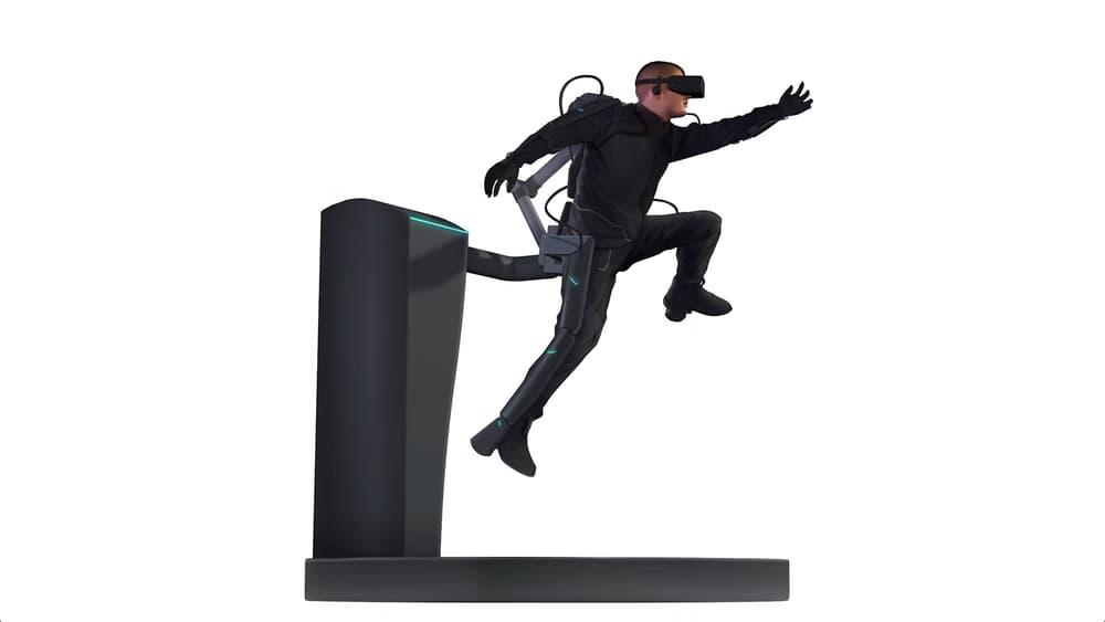 21474 Экипировка для путешествий в виртуальную реальность