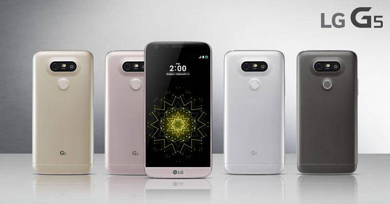 Обзор камеры LG G5 SE