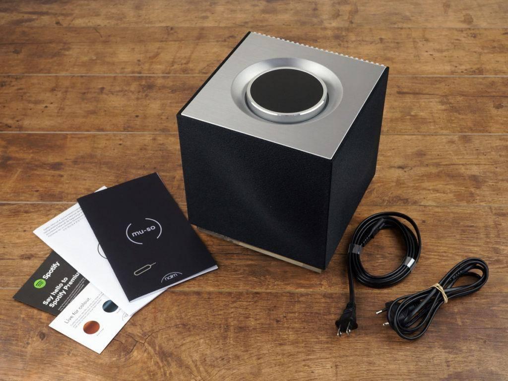21564 Обзор Naim Audio Mu-So Qb