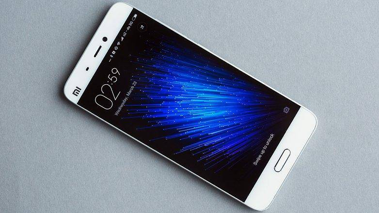 21587 Обзор Xiaomi Mi5