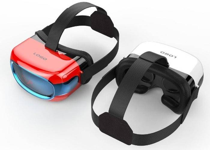 21794 Автономный VR-шлем Eny EVR01