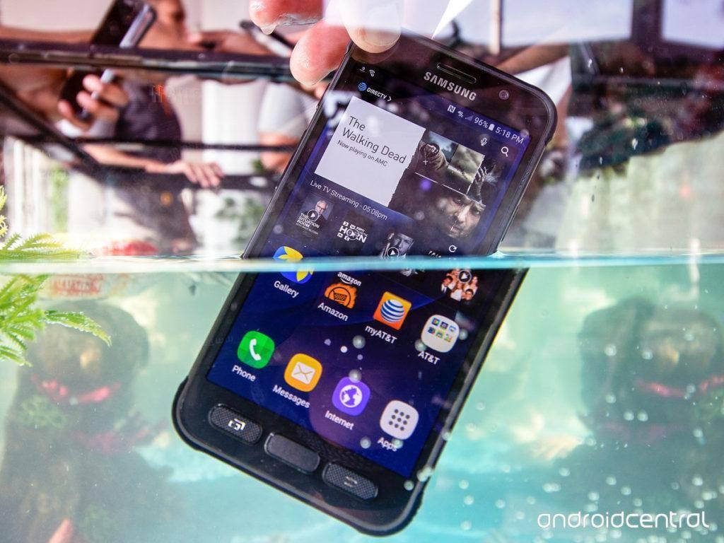 Samsung Galaxy S7 Active – защищенный флагман