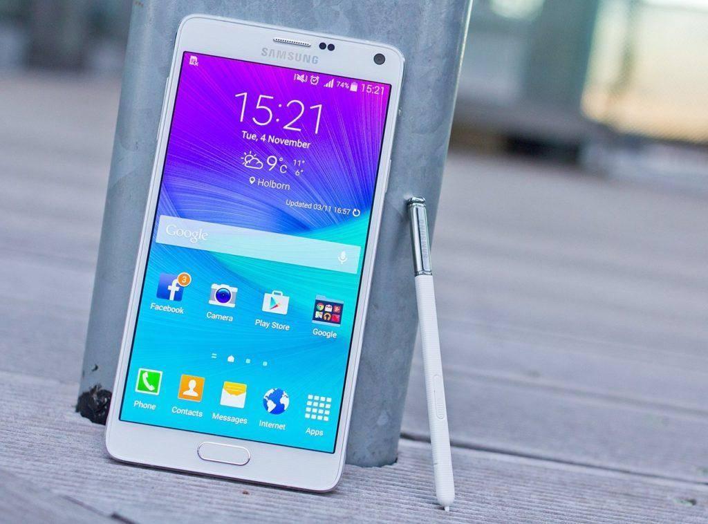 Samsung Galaxy Note 7 оснастят изогнутым дисплеем