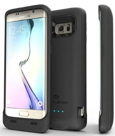 ZeroLemon представляет чехол для Samsung Galaxy S7 edge с батареей на 8 500 мАч