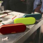 21917 Sony представляет Bluetooth-колонки для вечеринок на природе