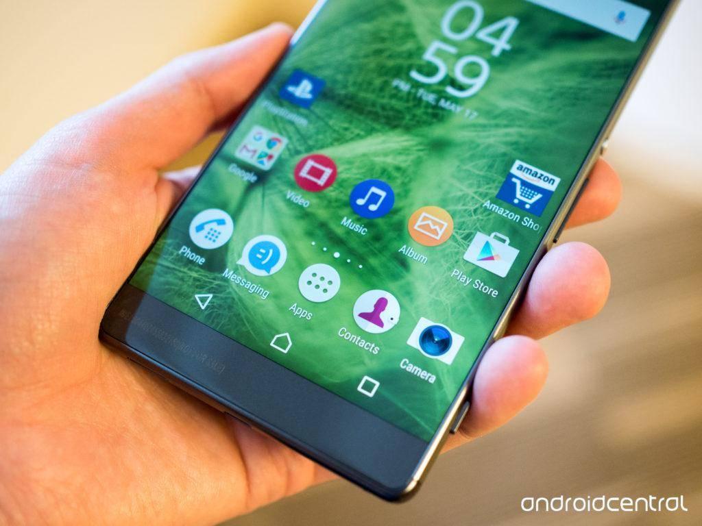 22015 Обзор Sony Xperia XA