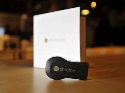 В Chrome для ПК появилась встроенная поддержка Cast