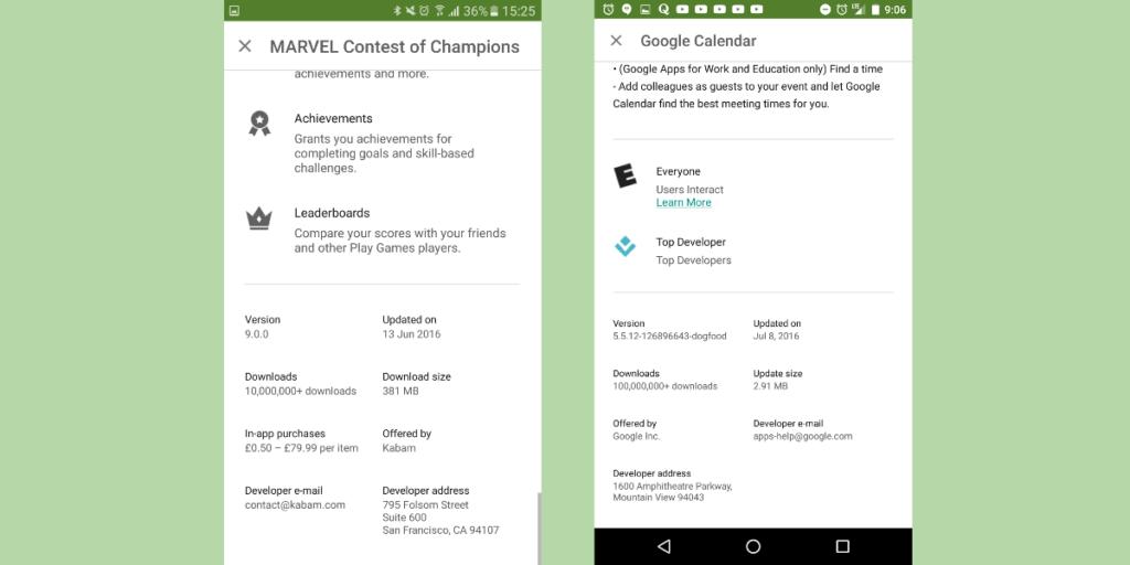 В Google Play запущен новый алгоритм сжатия данных