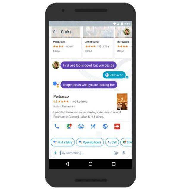 22229 Google Allo может стать мессенджером по умолчанию в Android 7.0 Nougat