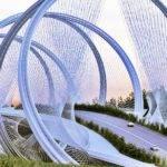 22335 Амбициозный мост из олимпийских колец