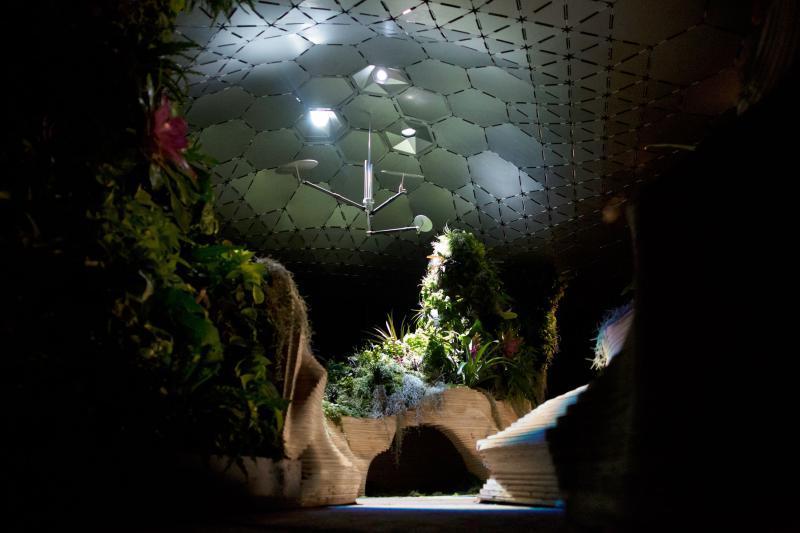Lowline — подземный парк, освещаемый зеркалами