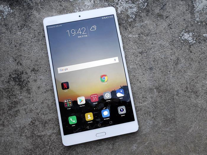 Обзор Huawei MediaPad M3