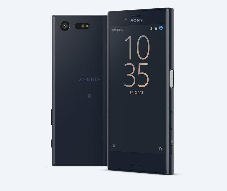 Обзор Sony Xperia X Compact