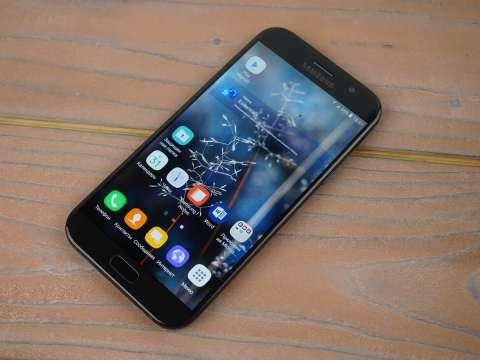 38151 Обзор Samsung Galaxy A7 (2017)