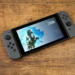 38245 Обзор Nintendo Switch