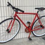 38425 Магнитные педали не позволят велосипеду упасть на парковке (5 фото + видео)