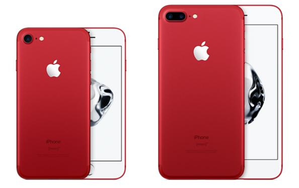 Почему так ужасен iPhone 7 в красном цвете