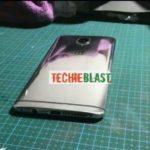38779 Хромированный OnePlus 3T попал на фото