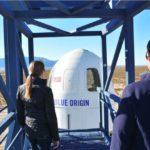 38883 Космическая турпоездка с Blue Origin займет не больше часа (11 фото + видео)