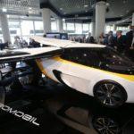 39052 Летающее авто AeroMobil обойдётся в 1.2 млн евро (18 фото + видео)