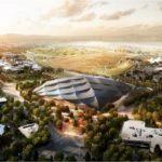 38662 Новая штаб-квартира Google (18 фото)