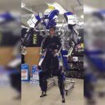 38869 Воинственный экзоскелет из онлайн-шутера Figureheads (3 видео)