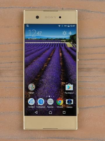 39418 Обзор Sony Xperia XA1
