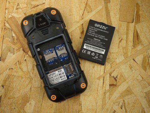 Обзор Ginzzu R62/R2 Dual